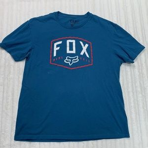 Fox Racing Slim Fit Tee Shirt